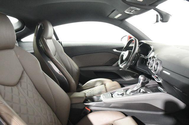 2016 Audi TT COUPE 2.0T w/ Virtual Cockpit photo