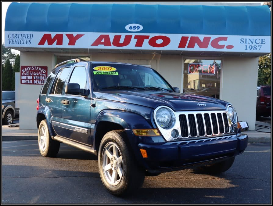 Used 2007 Jeep Liberty in Huntington Station, New York | My Auto Inc.. Huntington Station, New York