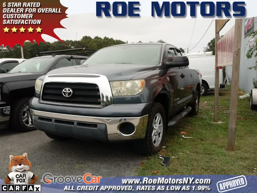 Used 2008 Toyota Tundra 2WD Truck in Shirley, New York | Roe Motors Ltd. Shirley, New York