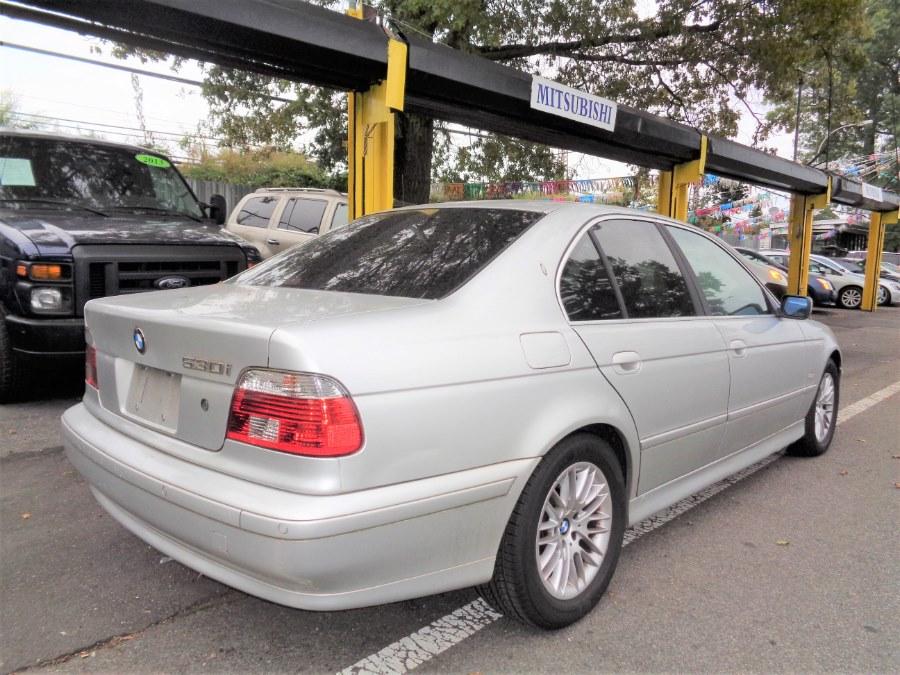 Used BMW 5 Series 530iA 4dr Sdn 5-Spd Auto 2002 | Sunrise Auto Sales. Rosedale, New York