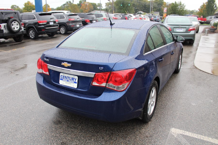 Used Chevrolet Cruze 4dr Sdn Auto 1LT 2013 | Century Auto And Truck. East Windsor, Connecticut