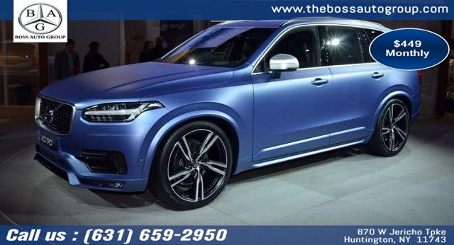Used Volvo XC90 T5 AWD 5-Passenger Momentum 2020 | The Boss Auto Group . Huntington, New York