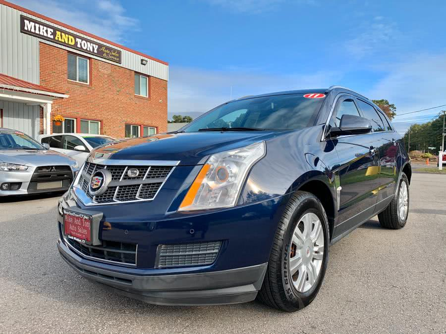 Used Cadillac SRX AWD 4dr Luxury Collection 2011 | Mike And Tony Auto Sales, Inc. South Windsor, Connecticut
