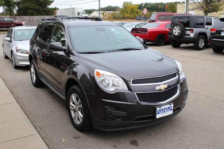 Used Chevrolet Equinox AWD 4dr LT w/1LT 2015 | Century Auto And Truck. East Windsor, Connecticut