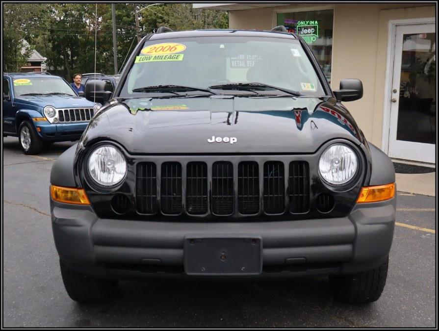 Used Jeep Liberty 4dr Sport 4WD 2006 | My Auto Inc.. Huntington Station, New York