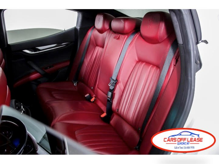 Used Maserati Ghibli 4dr Sdn S Q4 2016 | Cars Off Lease . Elmont, New York