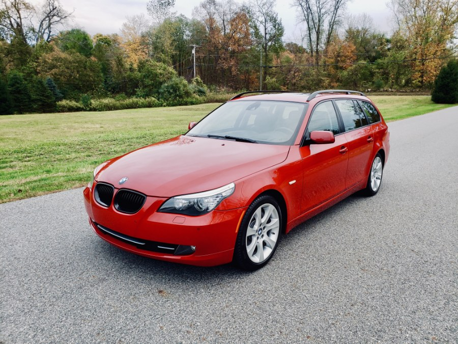 Used BMW 5 Series 4dr Sports Wgn 535xiT AWD 2008 | Meccanic Shop North Inc. North Salem, New York
