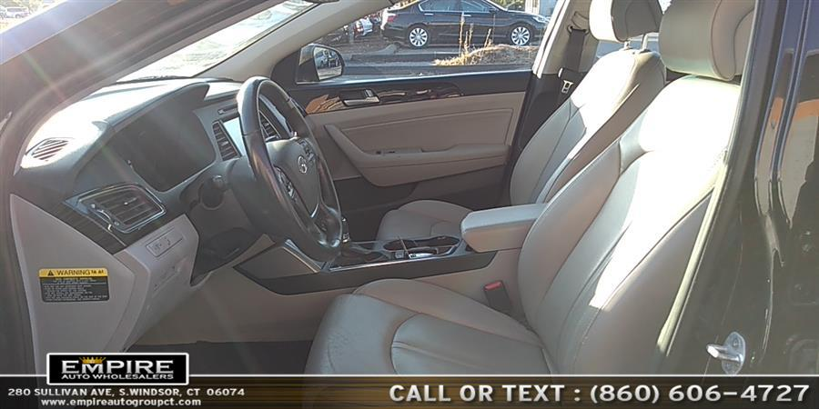 Used Hyundai Sonata Sport 2.4L PZEV 2017 | Empire Auto Wholesalers. S.Windsor, Connecticut