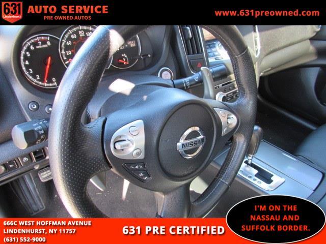 Used Nissan Maxima 4dr Sdn 3.5 SV w/Premium Pkg 2014 | 631 Auto Service. Lindenhurst, New York