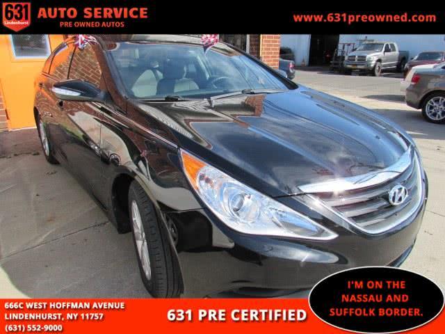 Used 2014 Hyundai Sonata in Lindenhurst, New York | 631 Auto Service. Lindenhurst, New York