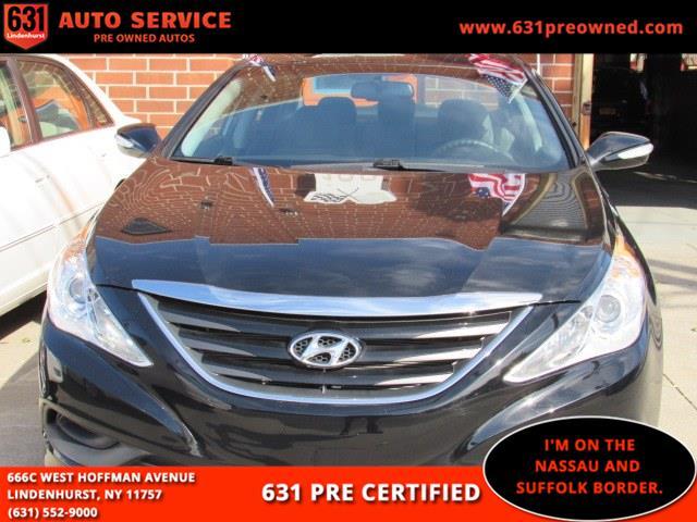 Used Hyundai Sonata 4dr Sdn 2.4L Auto GLS 2014 | 631 Auto Service. Lindenhurst, New York