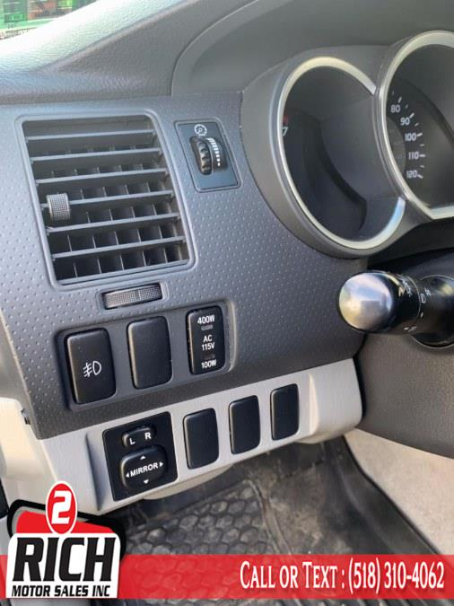 Used Toyota Tacoma 4WD Dbl LB V6 AT (Natl) 2008 | 2 Rich Motor Sales Inc. Bronx, New York