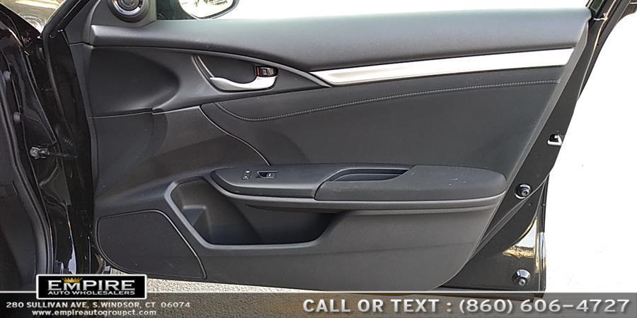 Used Honda Civic Sedan EX CVT 2017   Empire Auto Wholesalers. S.Windsor, Connecticut