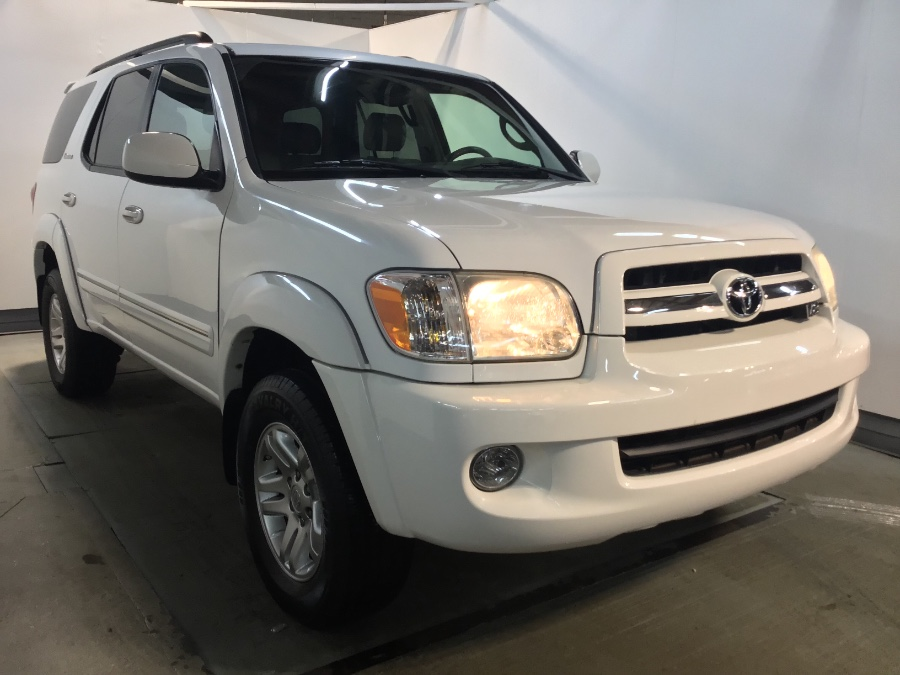 Used Toyota Sequoia 4dr Limited 4WD 2006 | M Sport Motor Car. Hillside, New Jersey