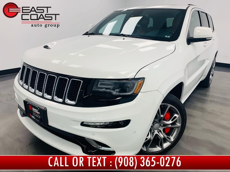 2015 Jeep Grand Cherokee 4WD 4dr SRT8, available for sale in Linden, NJ