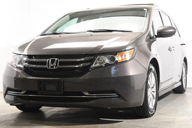 2016 Honda Odyssey EX photo