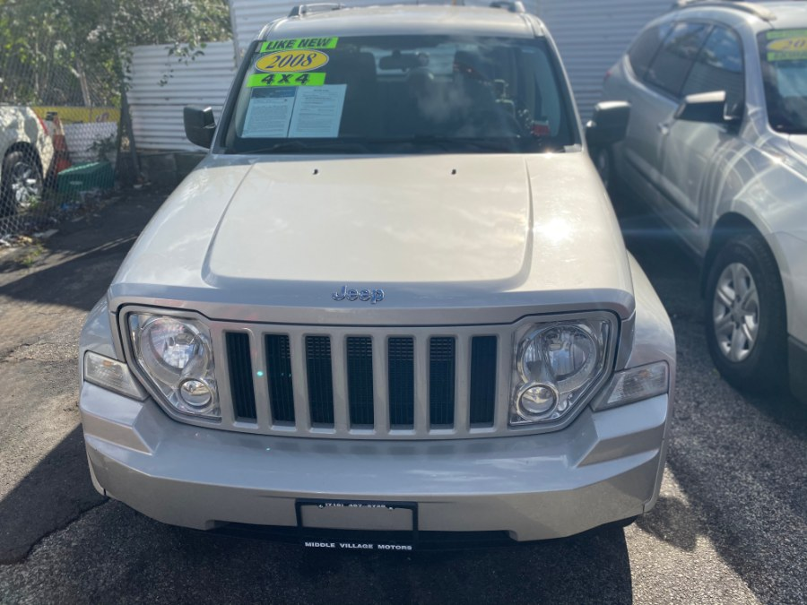 Used Jeep Liberty 4WD 4dr Sport 2008 | Middle Village Motors . Middle Village, New York