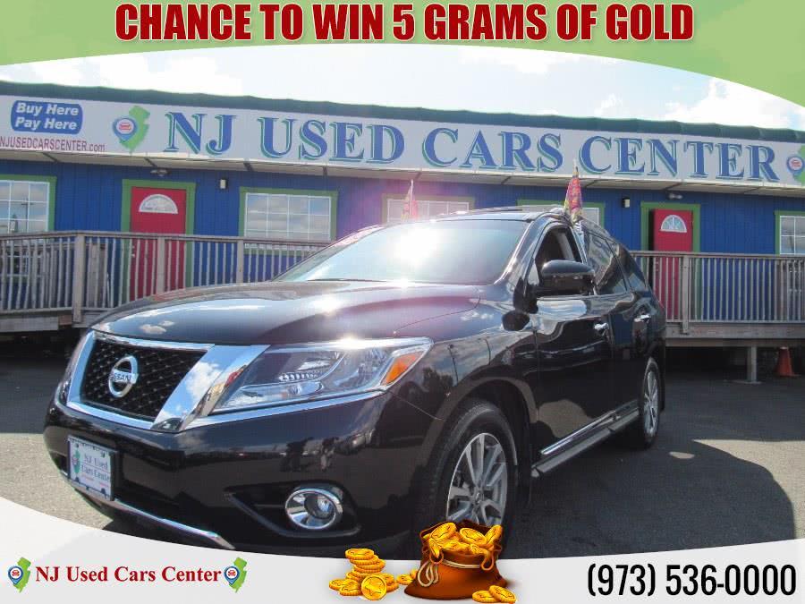 Used 2016 Nissan Pathfinder in Irvington, New Jersey   NJ Used Cars Center. Irvington, New Jersey
