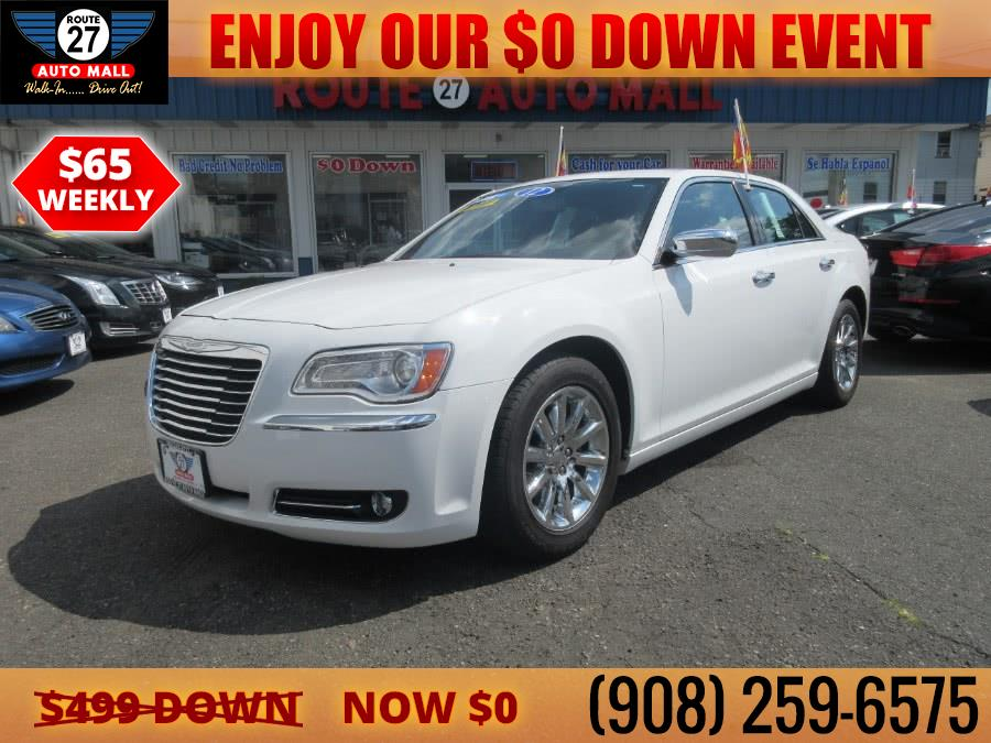 Used 2012 Chrysler 300 in Linden, New Jersey | Route 27 Auto Mall. Linden, New Jersey