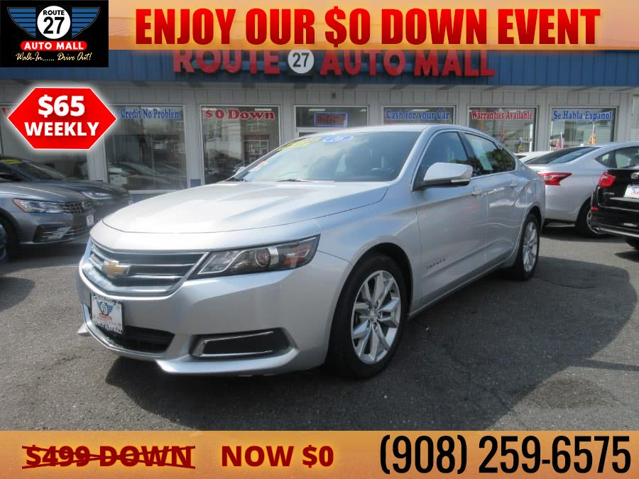 Used Chevrolet Impala 4dr Sdn LT w/1LT 2016 | Route 27 Auto Mall. Linden, New Jersey