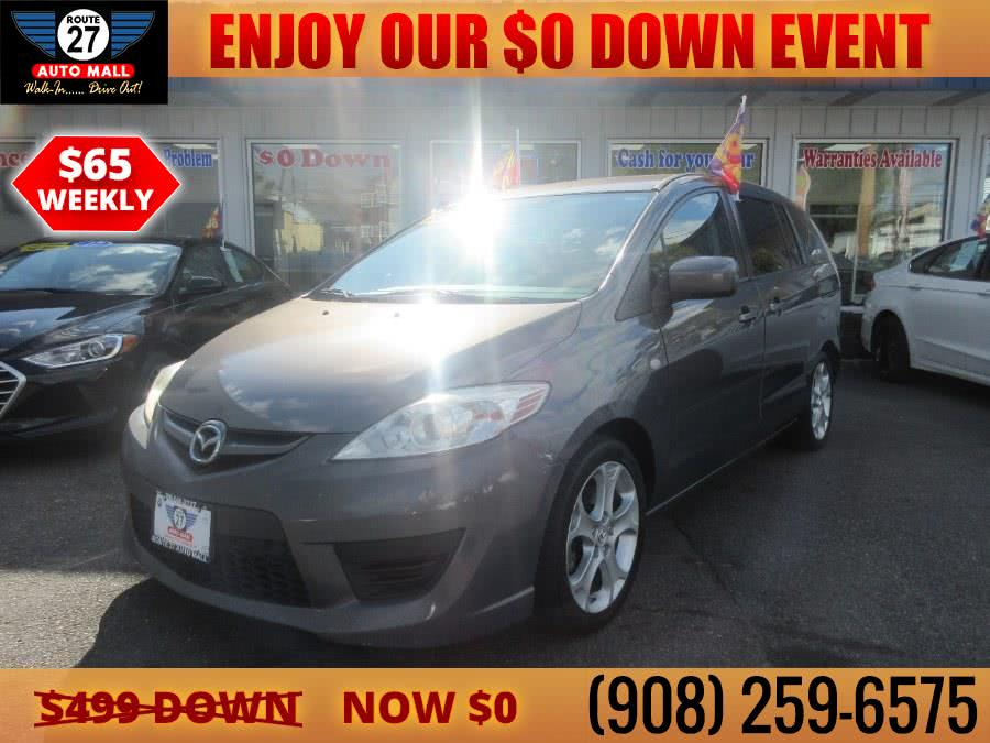Used 2009 Mazda Mazda5 in Linden, New Jersey   Route 27 Auto Mall. Linden, New Jersey