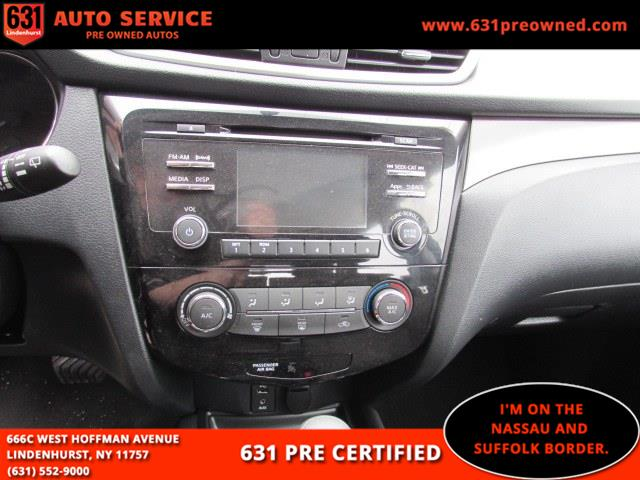 Used Nissan Rogue FWD 4dr S 2016 | 631 Auto Service. Lindenhurst, New York