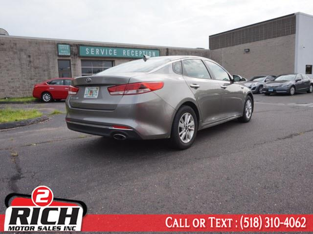 Used Kia Optima LX Auto 2018 | 2 Rich Motor Sales Inc. Bronx, New York