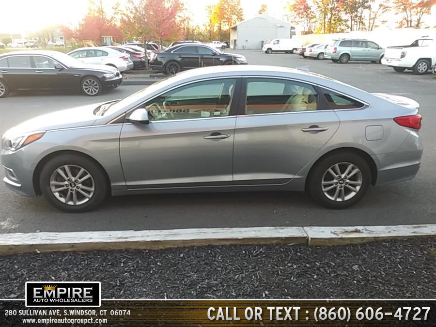 Used Hyundai Sonata 2.5 2017 | Empire Auto Wholesalers. S.Windsor, Connecticut