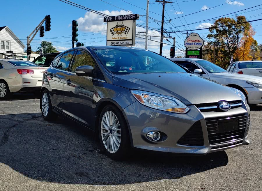 Used 2012 Ford Focus in Worcester, Massachusetts | Rally Motor Sports. Worcester, Massachusetts