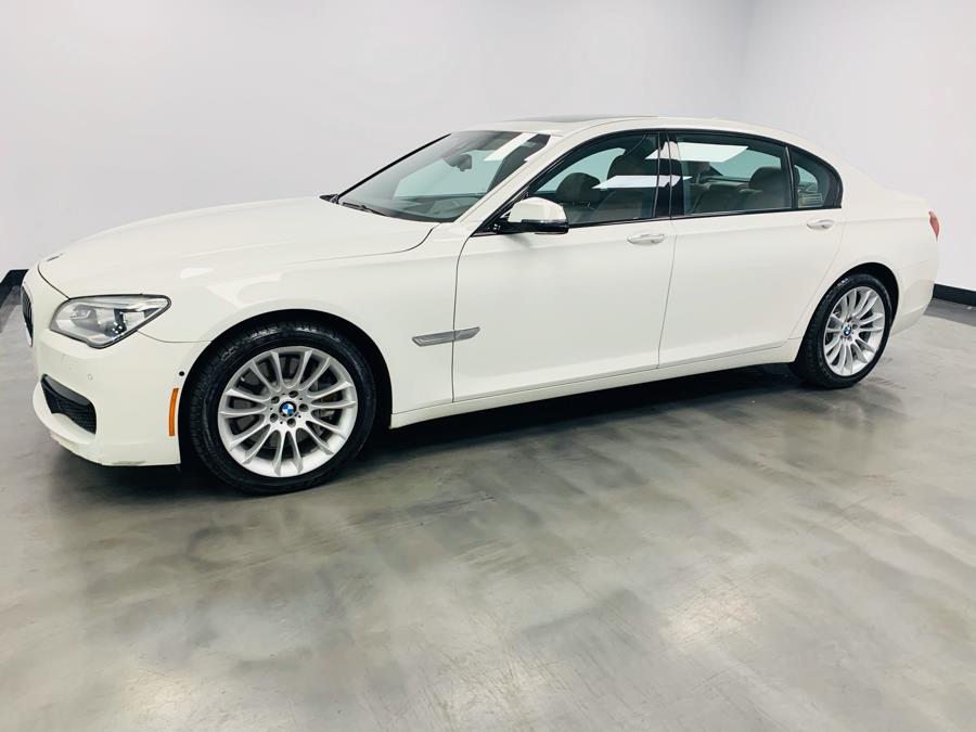 Used BMW 7 Series 4dr Sdn 750Li xDrive AWD 2015 | East Coast Auto Group. Linden, New Jersey