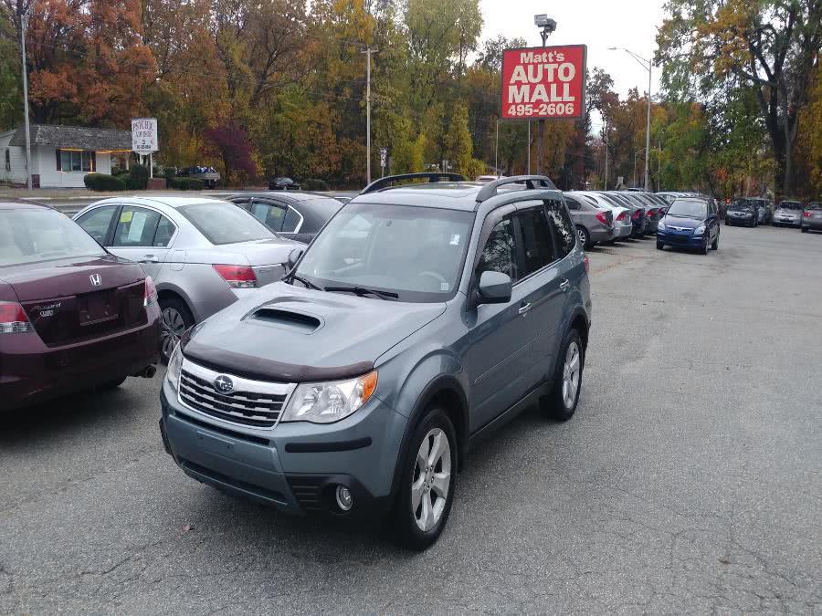 Used 2010 Subaru Forester in Chicopee, Massachusetts | Matts Auto Mall LLC. Chicopee, Massachusetts