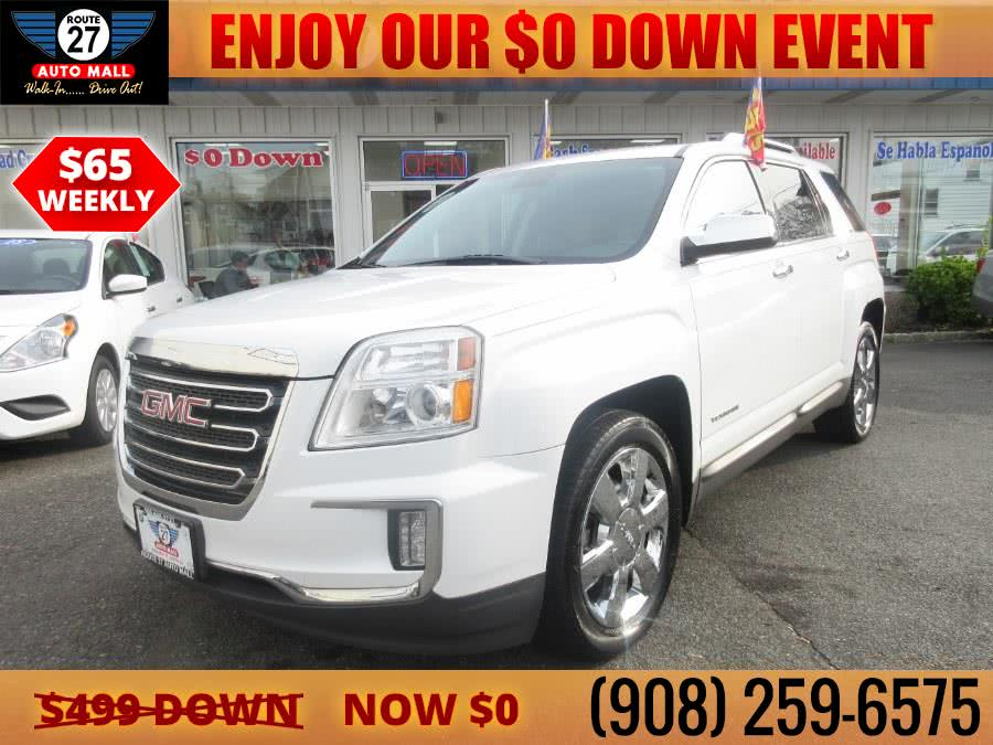 Used 2016 GMC Terrain in Linden, New Jersey | Route 27 Auto Mall. Linden, New Jersey