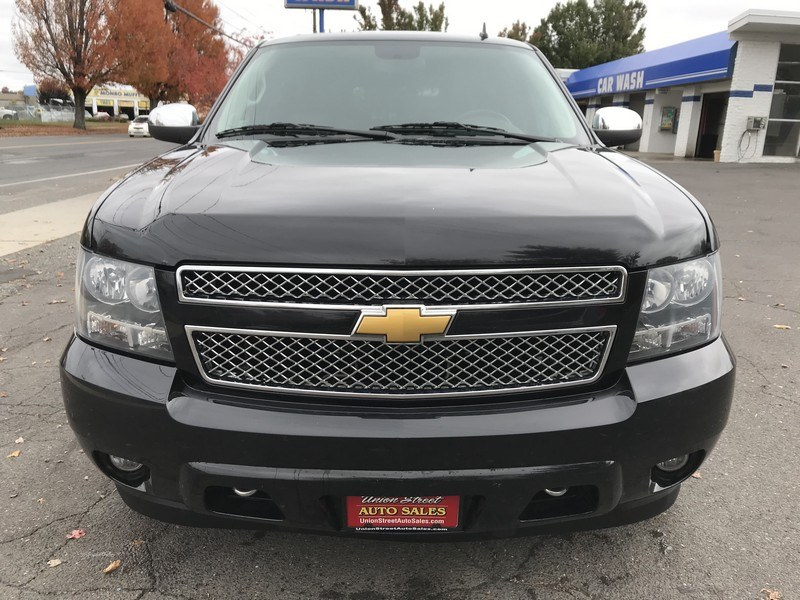 Used Chevrolet Tahoe 4WD 4dr LTZ 2014 | Union Street Auto Sales. West Springfield, Massachusetts