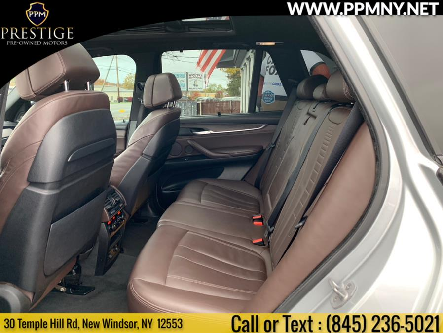 Used BMW X5 AWD 4dr xDrive50i 2015 | Prestige Pre-Owned Motors Inc. New Windsor, New York