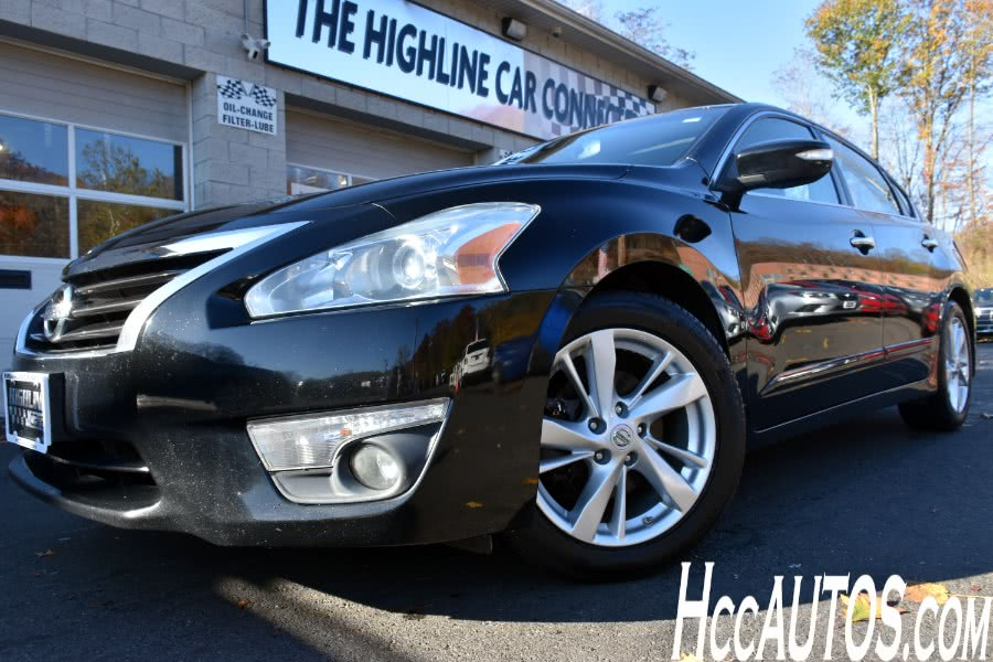 Used Nissan Altima 4dr Sdn I4 2.5 SL 2013   Highline Car Connection. Waterbury, Connecticut