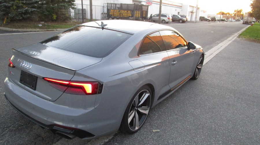 Used Audi RS 5 Coupe 2.9 TFSI quattro tiptronic 2018 | H & H Auto Sales. Hicksville, New York