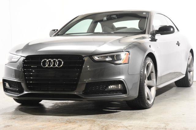 The 2015 Audi A5 COUPE Premium Plus photos
