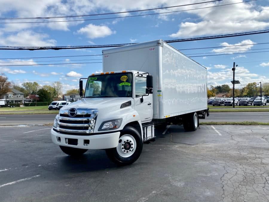 Used 2016 Hino 268 in Burlington, New Jersey | Aladdin Truck Sales. Burlington, New Jersey