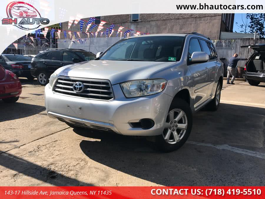 Used 2008 Toyota Highlander in Jamaica Queens, New York | BH Auto. Jamaica Queens, New York