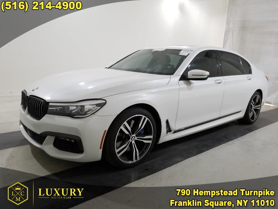 Used BMW 7 Series 740i Sedan 2018 | Luxury Motor Club. Franklin Square, New York