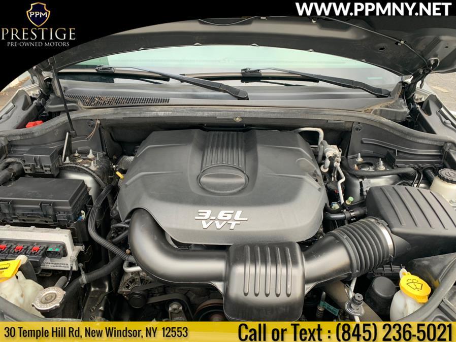 Used Dodge Durango AWD 4dr Crew 2013 | Prestige Pre-Owned Motors Inc. New Windsor, New York