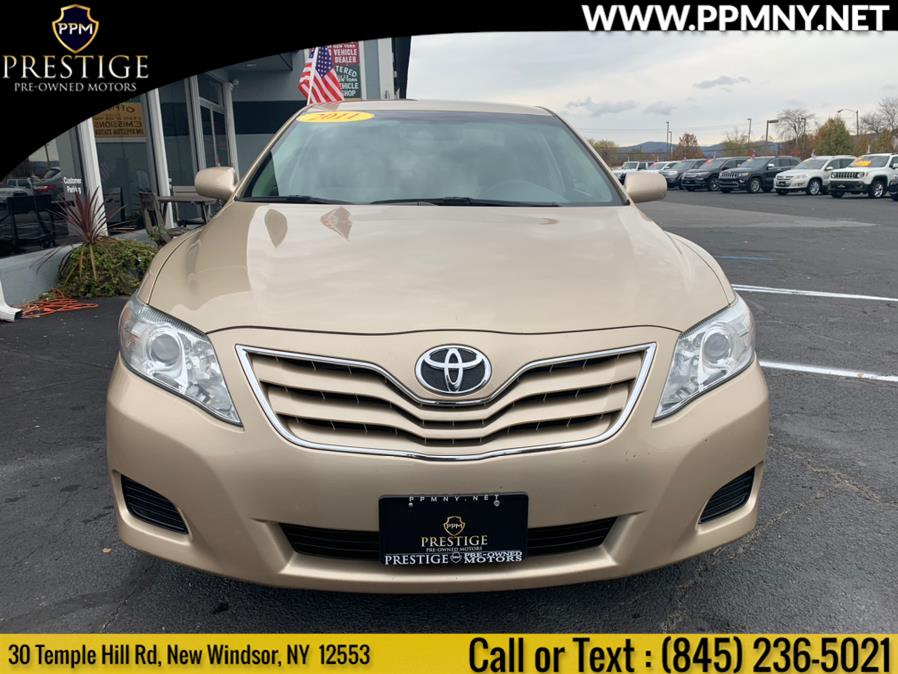 Used Toyota Camry 4dr Sdn I4 Auto LE (Natl) 2011 | Prestige Pre-Owned Motors Inc. New Windsor, New York