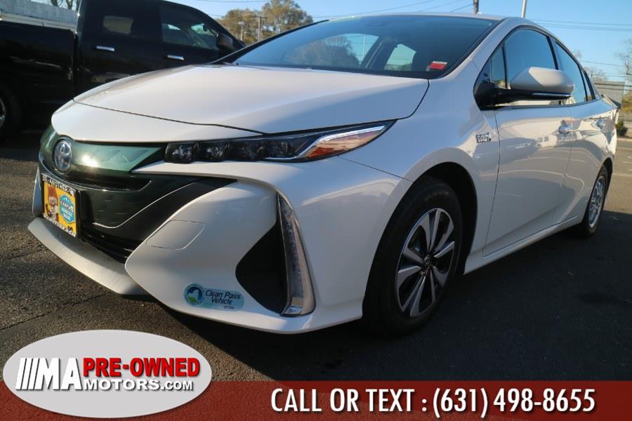 Used Toyota Prius Prime PLUG IN Plus  PLUG IN 2017 | M & A Motors. Huntington, New York