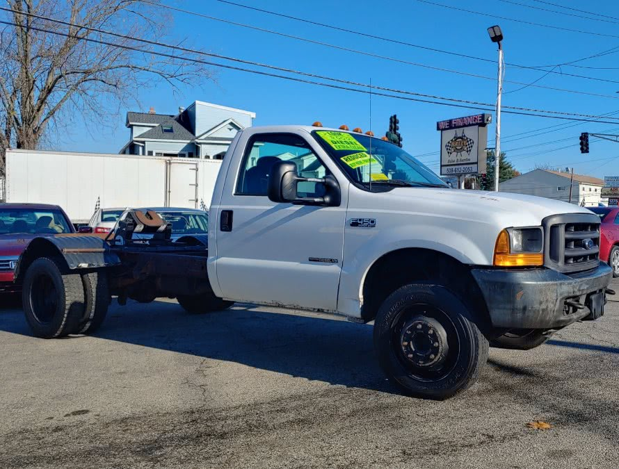 Used 2000 Ford Super Duty F-450 in Worcester, Massachusetts | Rally Motor Sports. Worcester, Massachusetts