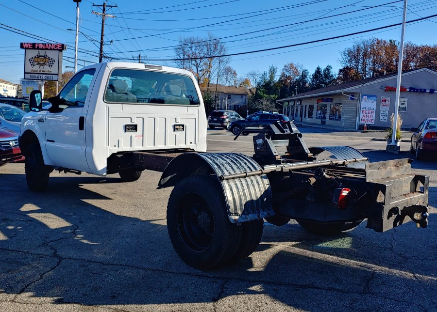 """Used Ford Super Duty F-450 Reg Cab 141"""" WB XL 2000   Rally Motor Sports. Worcester, Massachusetts"""