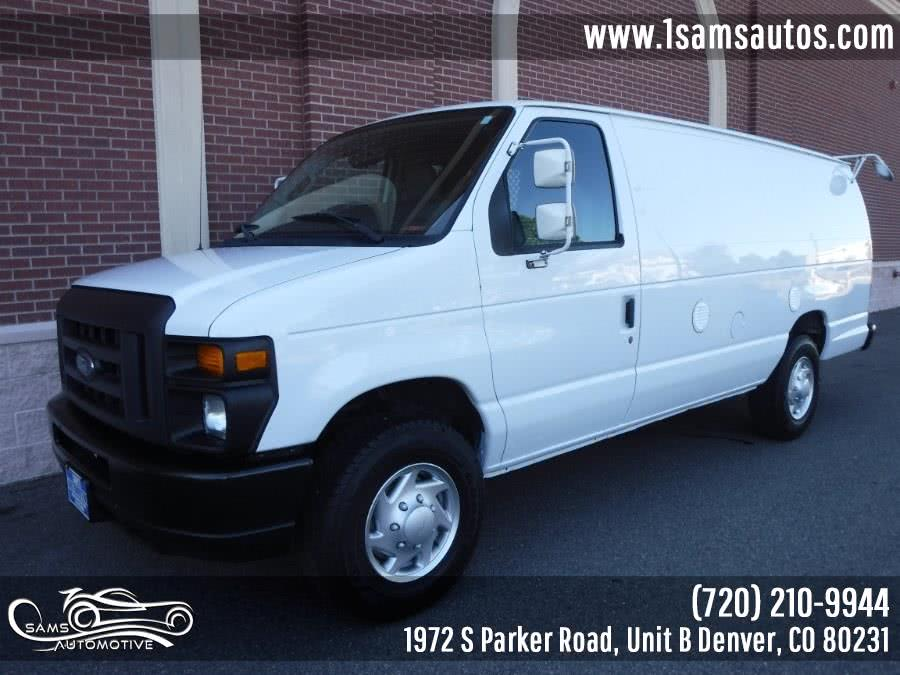 Used 2013 Ford Econoline Cargo Van in Denver, Colorado | Sam's Automotive. Denver, Colorado