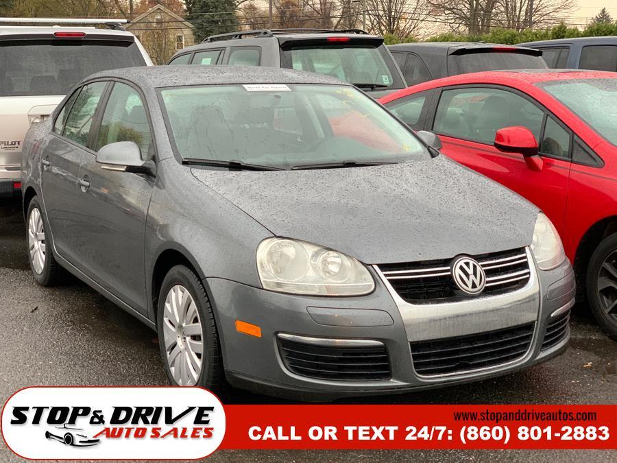 Used Volkswagen Jetta Sedan 4dr Auto S PZEV *Ltd Avail* 2010 | Stop & Drive Auto Sales. East Windsor, Connecticut