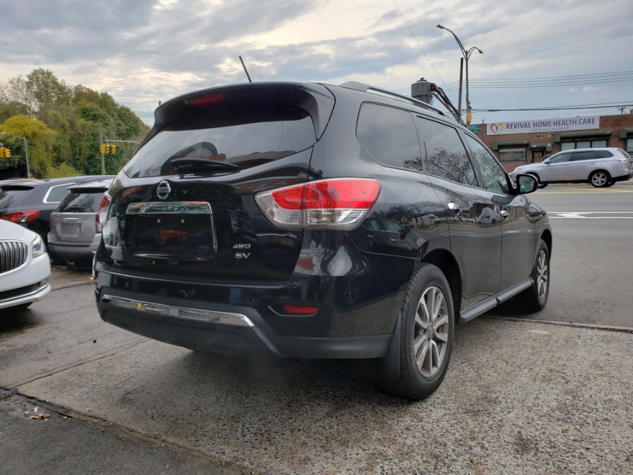 Used Nissan Pathfinder 4WD 4dr S 2014 | Rubber Bros Auto World. Brooklyn, New York