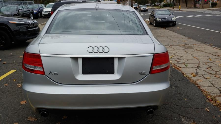 2005 Audi A6 4dr Sdn 3.2L quattro Auto, available for sale in Ansonia, CT