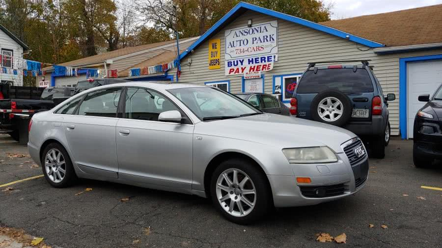 Used 2005 Audi A6 in Ansonia, Connecticut
